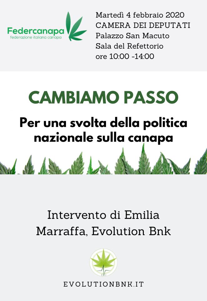 Martedì 4 febbraio 2020, h 10,00-14,00 | Roma, Sala del Refettorio della Camera dei Deputati